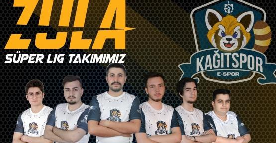 Kağıtspor Espor, Ankara Büyükşehir'e Acımadı