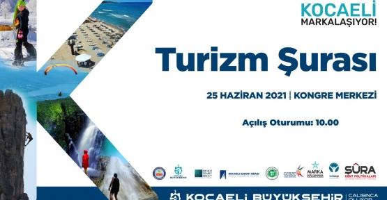 Kocaeli Turizm Şurası ve Çalıştayı 7 Başlıkta Gerçekleştirilecek