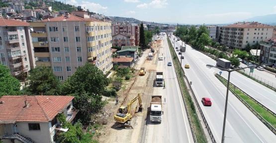 Kuruçeşme Tramvay Hattında Hummalı Çalışma