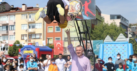Avrupa Spor Haftası Etkinlikleri Başladı
