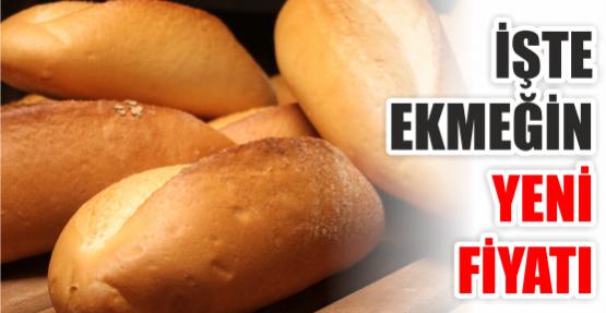 Aralık ayından itibaren, ekmek bu fiyattan satılacak
