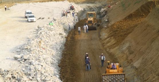Asra bedel yatırım: Namazgâh Barajı