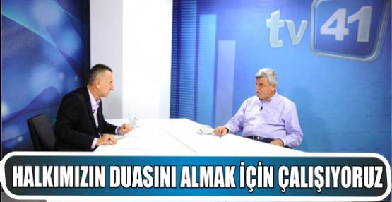 Başkan Karaosmanoğlu ''Şimdi ahde vefa zamanı''