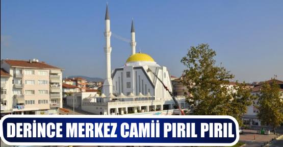 DERİNCE MERKEZ CAMİİ PIRIL PIRIL