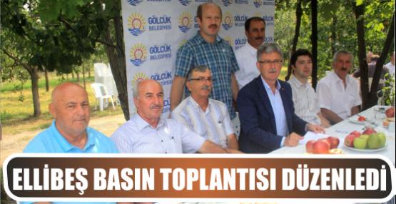 ELLİBEŞ BASIN TOPLANTISI DÜZENLEDİ