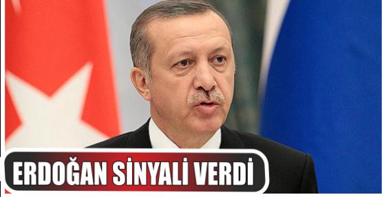 Erdoğan sinyali verdi: Değişebilir