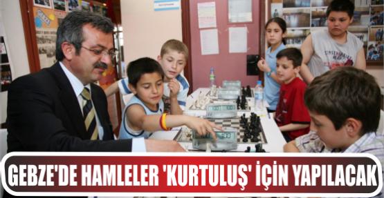 GEBZE'DE HAMLELER 'KURTULUŞ' İÇİN YAPILACAK