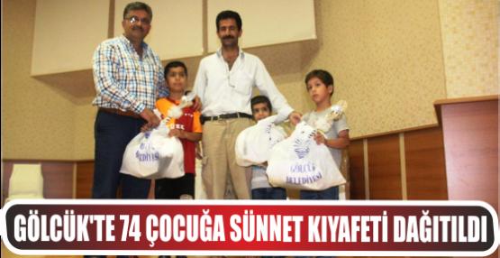 Geleneksel Sünnet Şöleni 74 Çocuğa kıyafet dağıtımı ile başladı