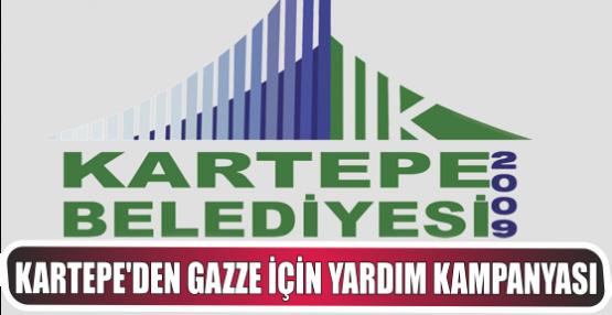 Kartepe'den Gazze için yardım kampanyası