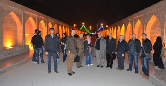 Kocaeli Aydınlar Ocağı yöneticileri İran'dan döndü.