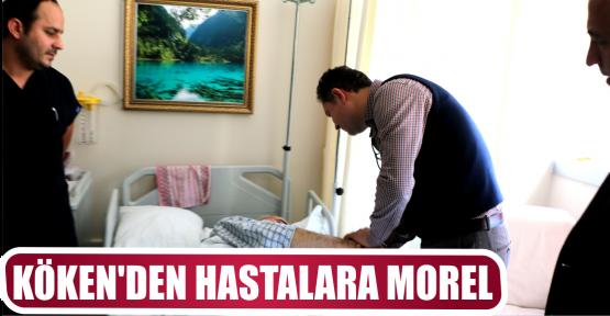 KÖKEN'DEN HASTALARA MOREL