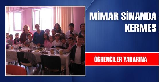 MİMAR SİNAN'DA KERMES