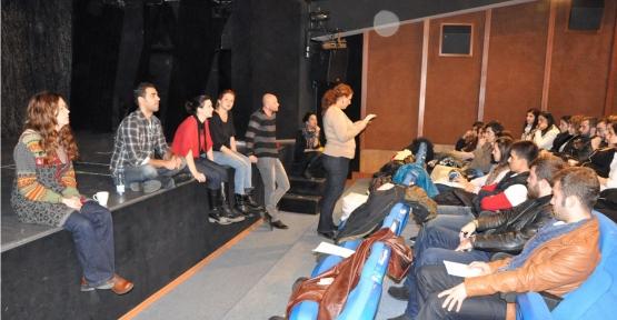 Okullarda tiyatro eğitimi verilecek