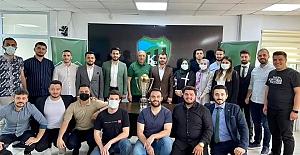 AK Partili Gençler Şampiyonluk İstiyor