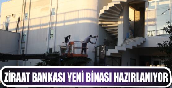 Ziraat Bankası yeni binası Hazırlanıyor
